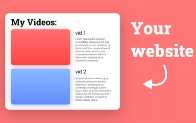 Do It Yourself – Tutorials – Show YouTube videos on your own website! | YouTube API Tutorial