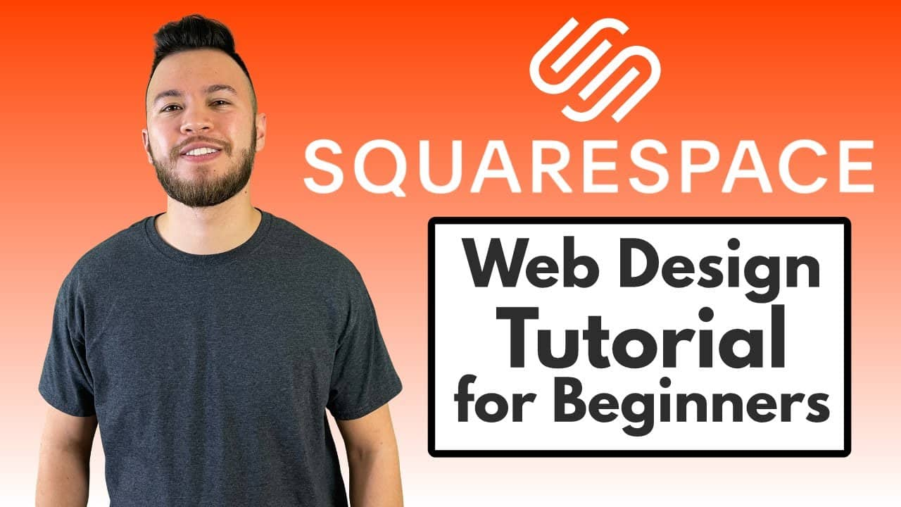 Squarespace - How to Make a Website! (Tutorial for Beginners)