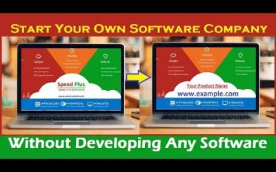 Do It Yourself – Tutorials – Start Your Own Software Company Without Developing Any Software. Our Products Your Brand. FREE DEMO.