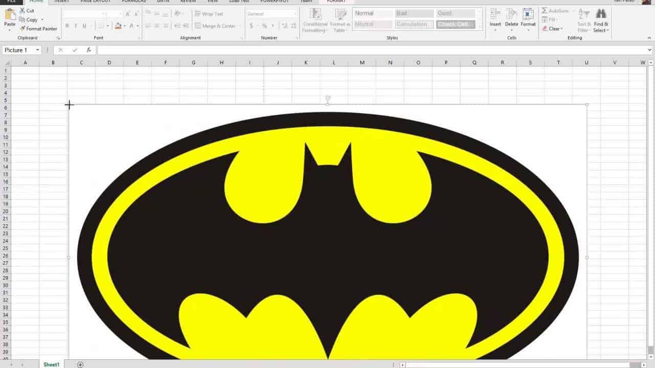 Tutorial - Create a Website Using Excel