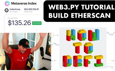 Do It Yourself – Tutorials – Web3.py Tutorial – Build Your Own Etherscan (How to Defi Part 2)