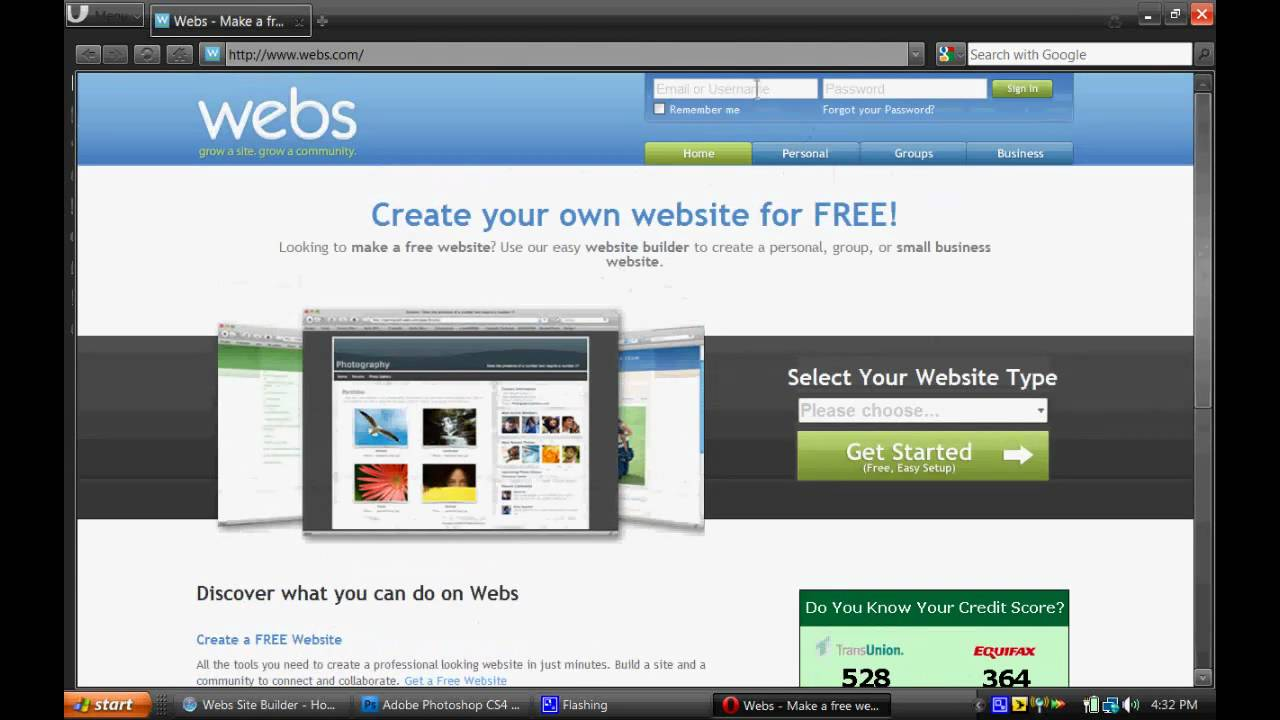 (Website Tutorial)-How To Make Your Own Website