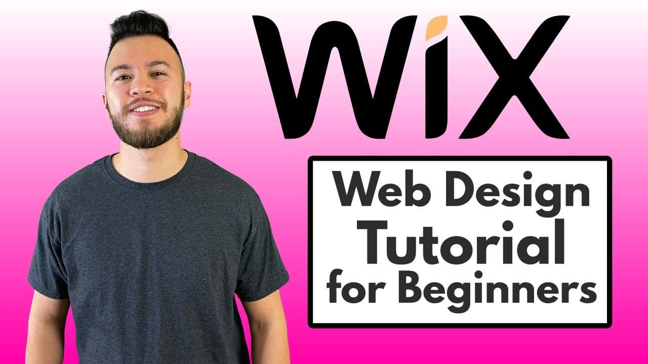 Wix - How to Make a Website! (Tutorial for Beginners)