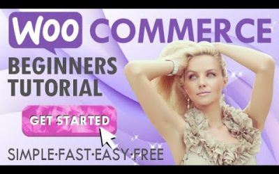 WordPress For Beginners – A Complete WooCommerce Tutorial For Beginners ~ 2021 ~ Make An Ecommerce Website Free Today!