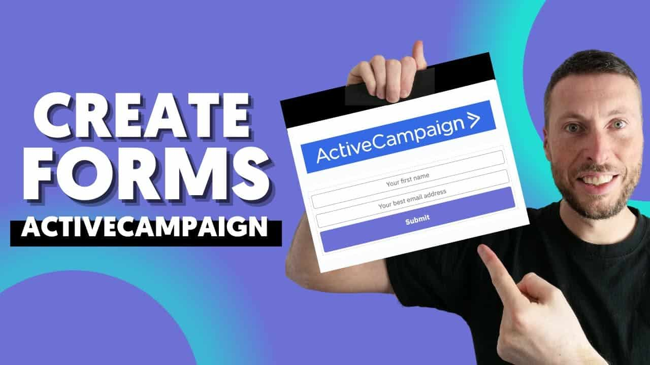 ActiveCampaign Form Builder For Wordpress // ActiveCampaign Tutorial For Beginners