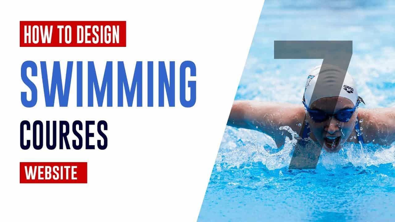 [Ep7] Swimming Courses Website Design Tutorial for Beginners (Elementor, Woocommerce & Tutor LMS)