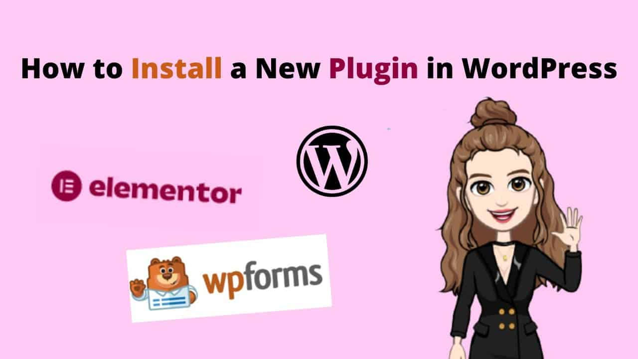 How to Install a new Plugin in WordPress Tutorial 2021