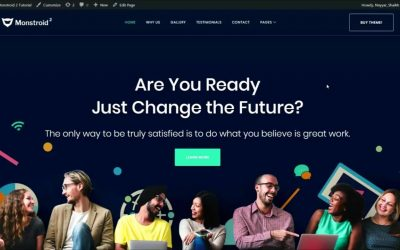 WordPress For Beginners – How to Make A WordPress Website on Divi Theme – Divi Tutorial (2021)