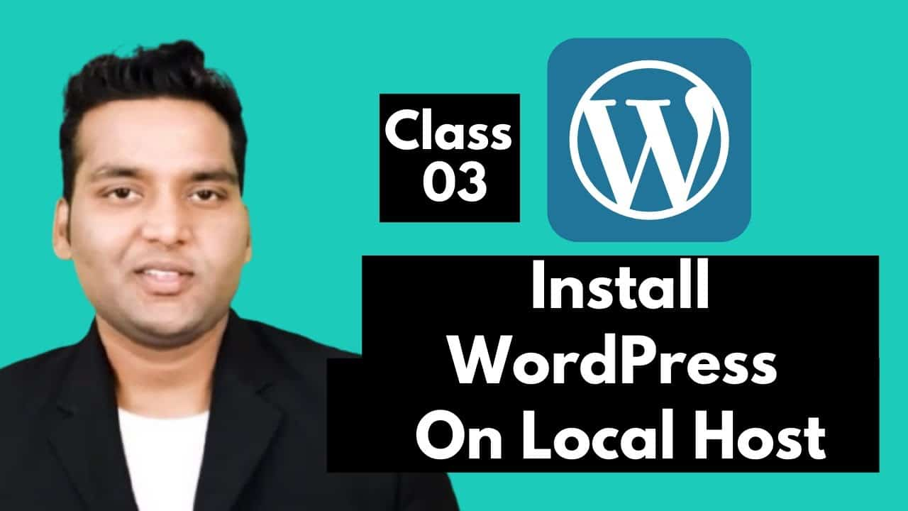 Install WordPress on localhost - Step By Step Guide | Wordpress Tutorial for Beginners|#Seekmyvision