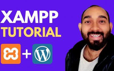 WordPress For Beginners – XAMPP & How to Install WordPress on Localhost?   WordPress Tutorial – Part 2