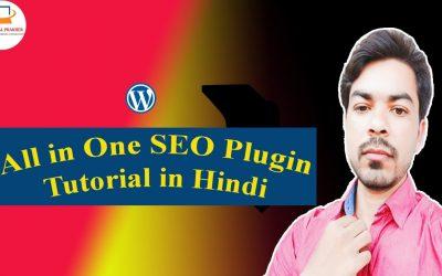 WordPress For Beginners – All in one SEO Tutorial   How to use SEO plugin   Best SEO plugin for wordpress   Technical Prakher