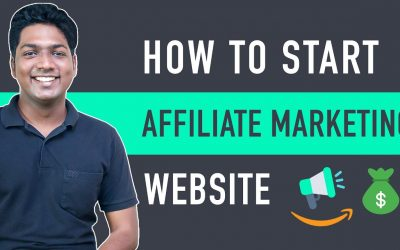 WordPress For Beginners – How To Start Affiliate Marketing For Beginners In 2021 (Step-by-Step Tutorial)