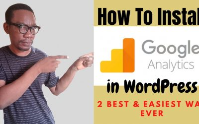 WordPress For Beginners – How to Install Google Analytics in WordPress for Beginners