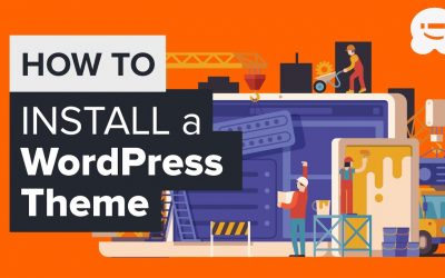 WordPress For Beginners – How to Install a WordPress Theme
