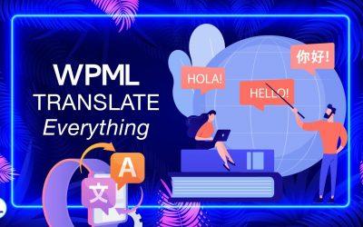 WordPress For Beginners – WPML multilingual plugin for WordPress tutorial   WPML automatic translation